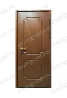 Входная металлическая дверь эконом класса - 21-18