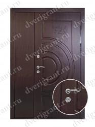 Входная дверь на заказ - модель 22-028