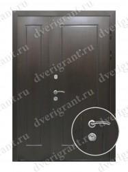 Входная дверь на заказ - модель 22-029