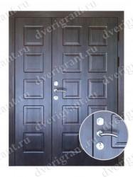 Входная дверь на заказ - модель 22-033