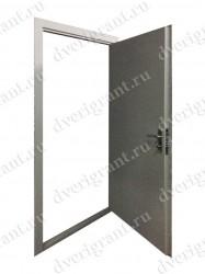 Строительная дверь - модель 23-012