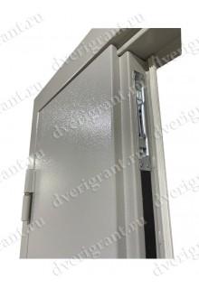 Входная металлическая дверь - 23-036
