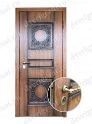 Металлическая дверь - 24-004