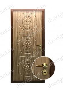 Металлическая дверь - модель - 24-004