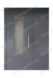 Металлическая дверь для подъезда 24-64