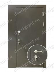 Входная металлическая дверь - 24-89
