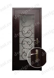 Входная металлическая дверь - 24-90
