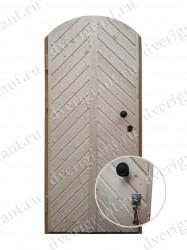 Входная металлическая дверь - 24-95