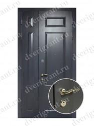 Нестандартная металлическая дверь для старого фонда - 24-98