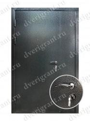Нестандартная металлическая дверь для старого фонда - 24-99
