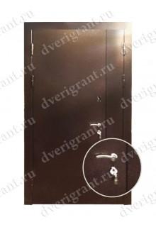 Нестандартная металлическая дверь в квартиру для старого фонда - 25-02