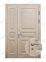 Нестандартная металлическая дверь для старого фонда - 25-04
