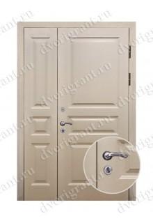 Нестандартная металлическая дверь в квартиру для старого фонда - 25-04