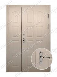 Нестандартная металлическая дверь для старого фонда - 25-05