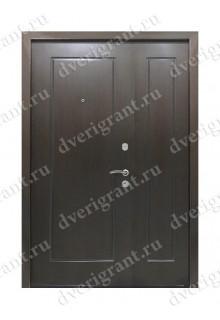 Нестандартная металлическая дверь в квартиру для старого фонда - 25-06