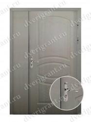 Нестандартная металлическая дверь для старого фонда - 25-07
