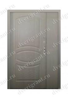 Нестандартная металлическая дверь в квартиру для старого фонда - 25-07