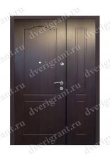 Нестандартная металлическая дверь в квартиру для старого фонда - 25-08