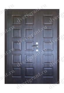 Нестандартная металлическая дверь в квартиру для старого фонда - 25-09