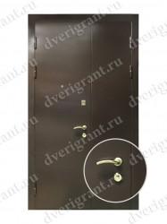 Нестандартная металлическая дверь для старого фонда - 25-10