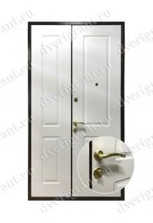 Нестандартная металлическая дверь в квартиру для старого фонда - 25-10