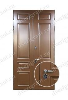 Нестандартная металлическая дверь в квартиру для старого фонда - 25-12