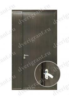 Нестандартная металлическая дверь в квартиру для старого фонда - 25-13
