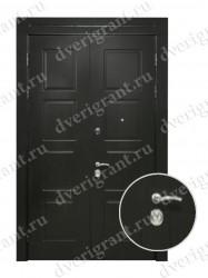 Нестандартная металлическая дверь для старого фонда - 25-16