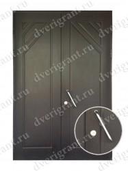 Нестандартная металлическая дверь для старого фонда - 25-18