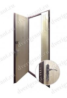 Нестандартная металлическая дверь в квартиру для старого фонда - 25-19