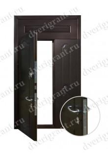 Нестандартная металлическая дверь в квартиру для старого фонда - 25-20