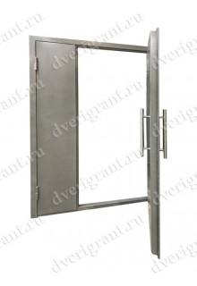 Нестандартная металлическая дверь в квартиру для старого фонда - 25-23
