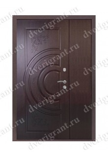 Нестандартная металлическая дверь в квартиру для старого фонда - 25-24