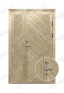Нестандартная металлическая дверь в квартиру для старого фонда - 25-25