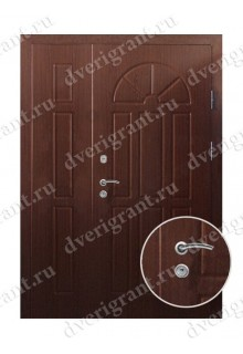 Нестандартная металлическая дверь в квартиру для старого фонда - 25-26