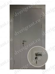 Нестандартная металлическая дверь для старого фонда - 25-27