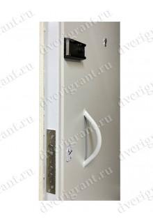 Нестандартная металлическая дверь в квартиру для старого фонда - 25-28