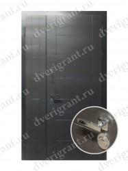 Нестандартная металлическая дверь для старого фонда - 25-29