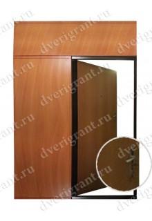 Нестандартная металлическая дверь в квартиру для старого фонда - 25-30