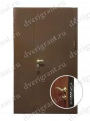 Нестандартная металлическая дверь для старого фонда - 25-31