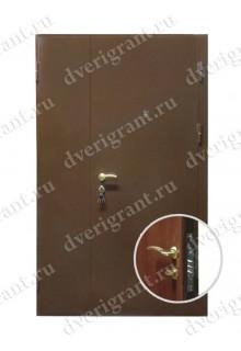 Нестандартная металлическая дверь в квартиру для старого фонда - 25-31