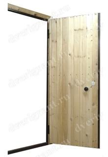 Нестандартная металлическая дверь в квартиру для старого фонда - 25-33