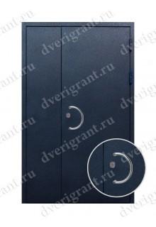 Нестандартная металлическая дверь в квартиру для старого фонда - 25-35