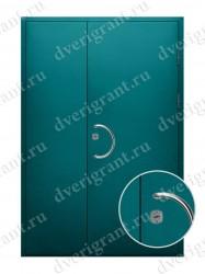 Нестандартная металлическая дверь для старого фонда - 25-36
