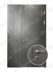 Нестандартная металлическая дверь для старого фонда - 25-39