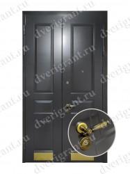 Нестандартная металлическая дверь для старого фонда - 25-40