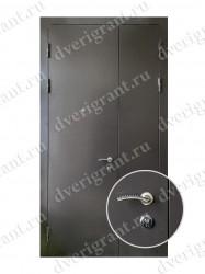 Нестандартная металлическая дверь для старого фонда - 25-41