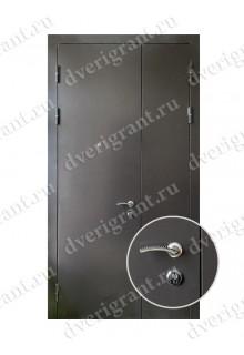 Нестандартная металлическая дверь в квартиру для старого фонда - 25-41