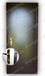 Металлическая дверь - 18-010