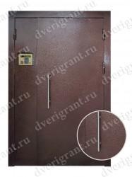 Металлическая дверь - 02-005